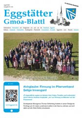 Titelblatt Gmoa-Blattl April 2019